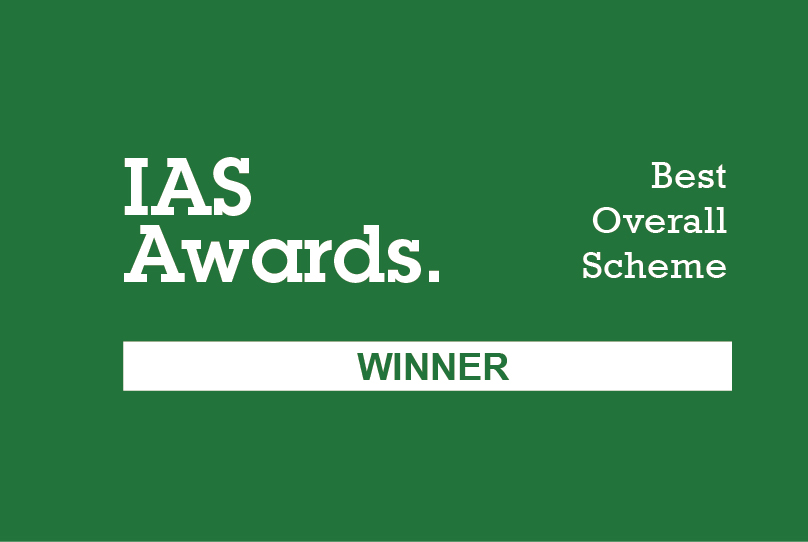 IAS Awards: Best Overall Scheme