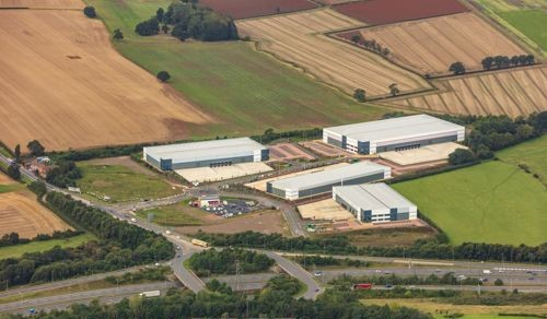 Canmoor welcomes Eurokey Recycling to Unit 2, Crossfire 14!