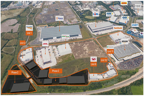 New Tenants Join More+, Avonmouth