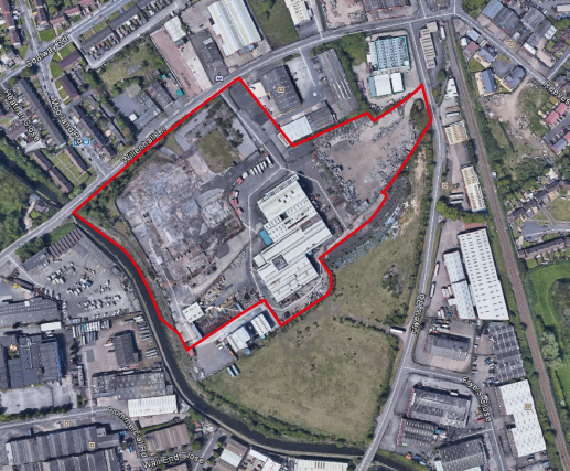 Bloxwich Site Acquired
