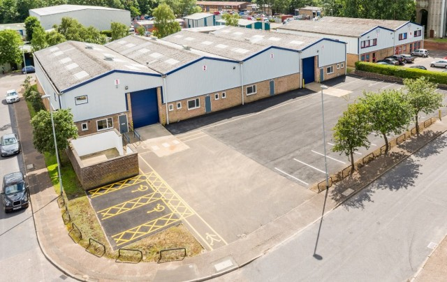 Bowthorpe Park Industrial Estate, Norwich lets largest void