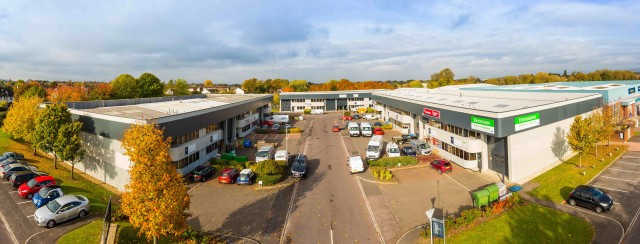 Cheltenham Trade Park goes fully let