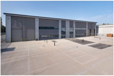 Delighted To Announce The Successful Disposal Of Crendon  Industrial Park In Oxfordshire