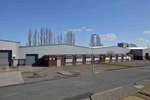 Two More Leases Complete at Erdington Industrial Park