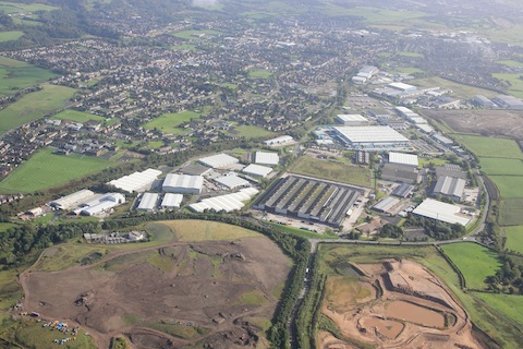 Canmoor Let 63,000 sq ft at Heywood to Promat