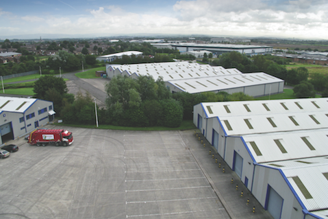 Canmoor Let 42,000 sq ft at Heywood to Eurosimm