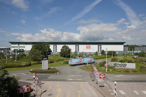 Major Lettings at Heywood Distribution Park