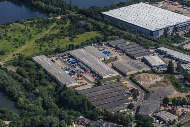 Larkfield Trading Estate, Aylesford – A new lease for Badalov