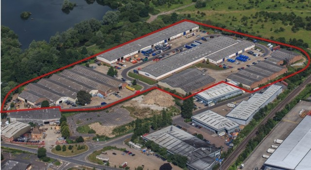 Frame Company Latch onto Larkfield Trading Estate