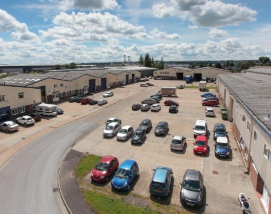 Occupiers commit to Larkfield Trading Estate