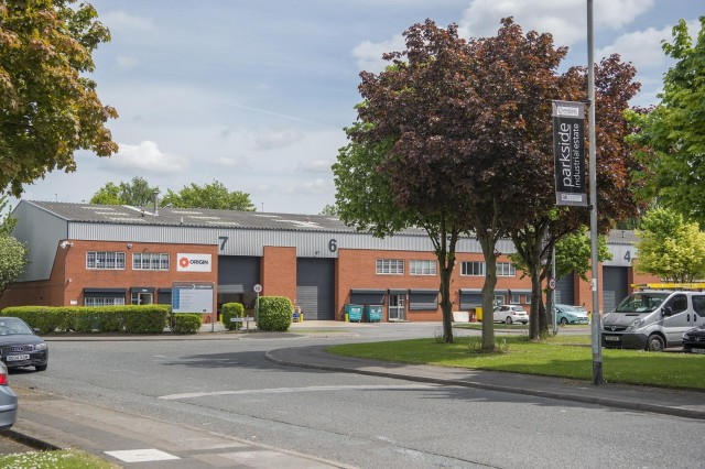 Parkside Industrial Estate, Leeds goes fully let