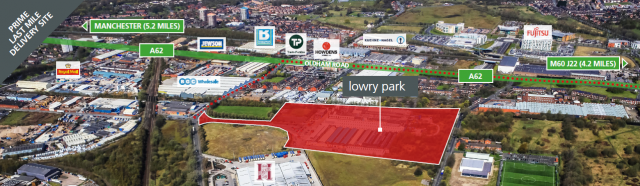 Lowry Park, Manchester – A New Addition to the Canmoor Portfolio