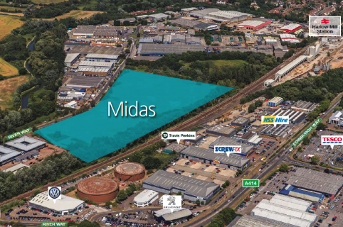 Midas Under Construction