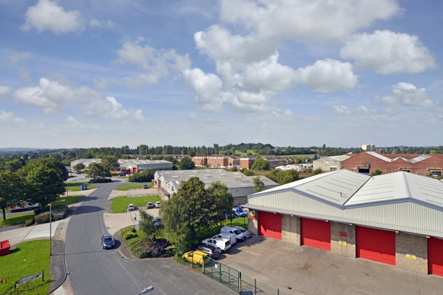 Monckton Road Industrial Estate - Wakefield
