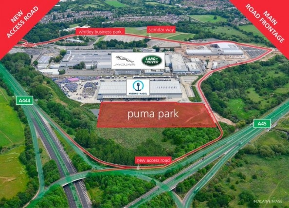 10 Acres Acquired in Coventry!