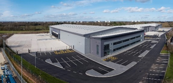Canmoor welcomes Likewise Group PLC to Unit 4, Radial Park, BBP.