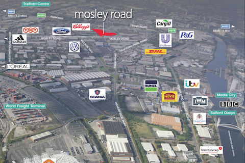 Mosley Road - Lease Agreed on New D&B Unit