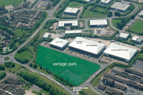 Canmoor Agree 10-Year Lease in Milton Keynes