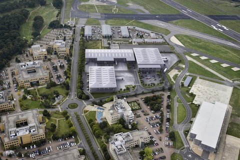 Planning Obtained for Voyager Farnborough