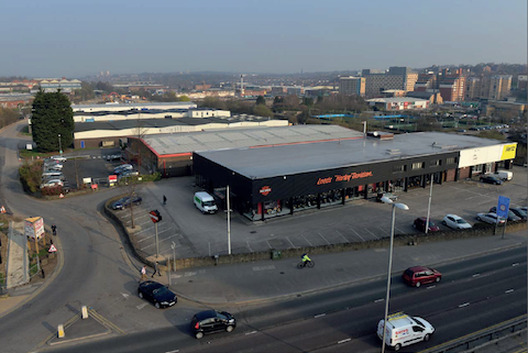 Wellington Road, Leeds Industrial Estate Fully LET!