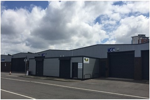 Renewed Tenancy At Unit C4, Wellington Road, Leeds