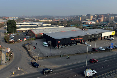 Lettings Keep 'Marching On' Following Refurbishment of Wellington Road Industrial Estate, Leeds
