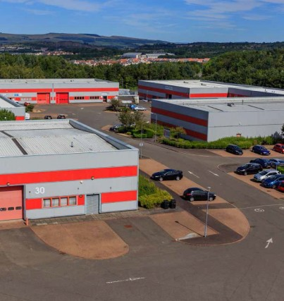 Westfield North Courtyard, Cumbernauld - Sold