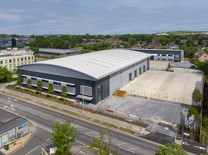 Western Point, Bracknell reaches Practical Completion!