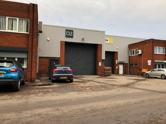 Horobin Commit to Willenhall Trading Estate