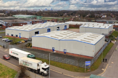 PAM sign for 10 more years in Willenhall for 7,787 sq ft