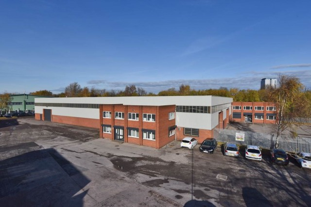 Willenhall Trading Estate – An exciting new warehouse for DX