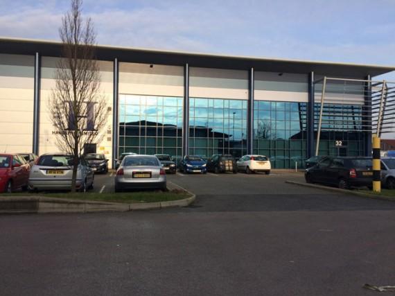 Wilstead Industrial Park, Bedford