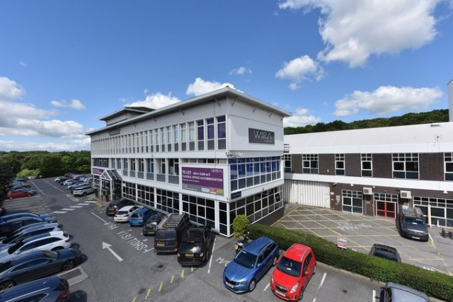 Newly Refurbished Wira Business Park