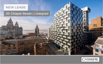 20 Chapel Street, Liverpool Tenants expand their doors