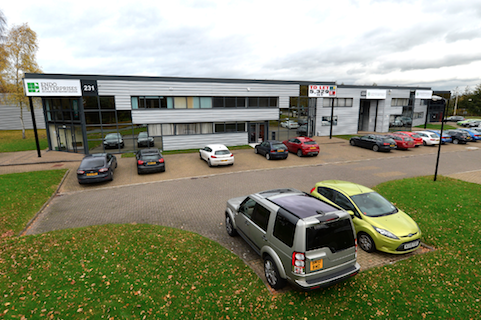 New Lease Completed – Gemini Business Park, Warrington