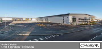 DHL joins tenant line-up at Ignition, Swindon