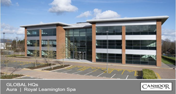 Canmoor signs Global IT Consultancy, Leamington Spa