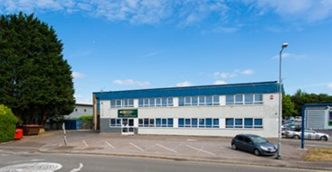 Flytech Take Off at Techno Trading Estate, Swindon