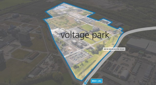 Voltage Park, Manchester has been Purchased