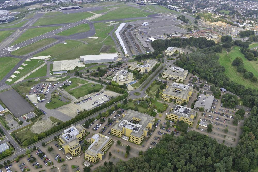 Farnborough - Aerospace Centre