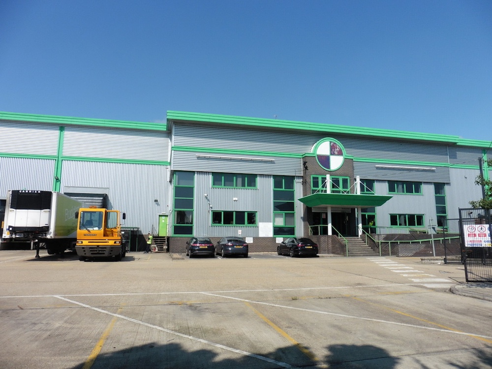 Andover - 18/19 Walworth Industrial Estate