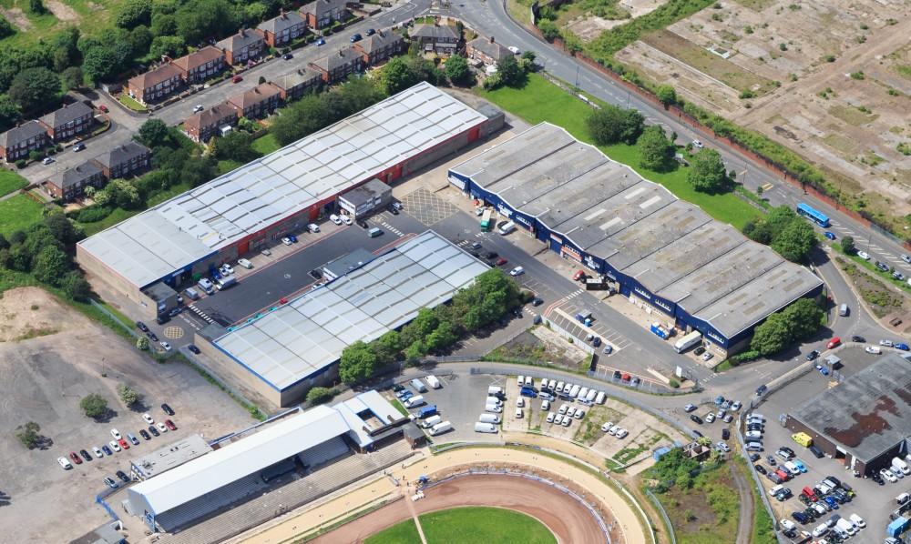 Newcastle - Brough Trade Park