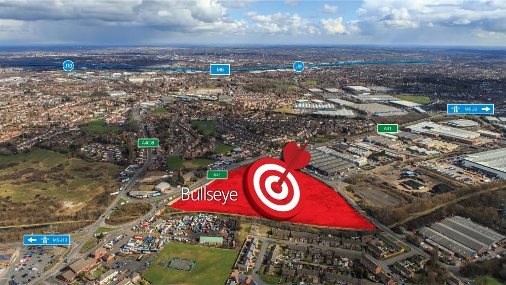 Wednesbury - Bullseye