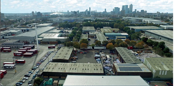 Canning Town - Crescent Court Business Centre - Industrial/Warehouse