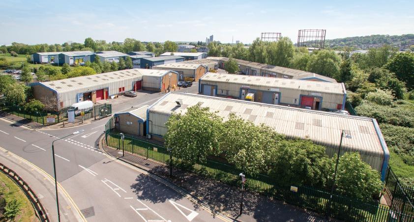 Erith – Kencot Close Business Park