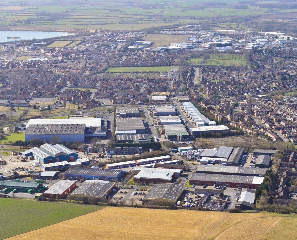 Leighton Buzzard – Cherrycourt Way - Industrial/Warehouse