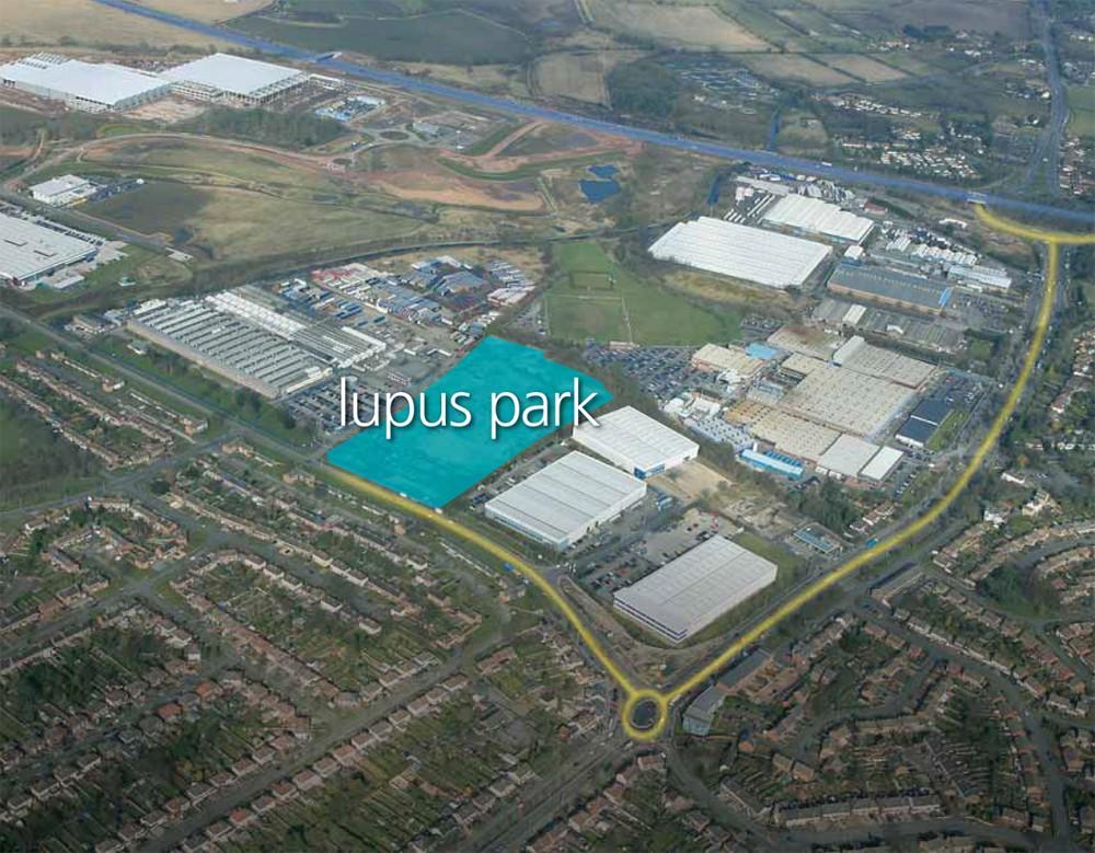 Wolverhampton - Lupus