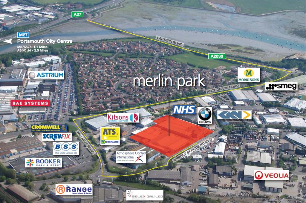 Portsmouth - Merlin Park