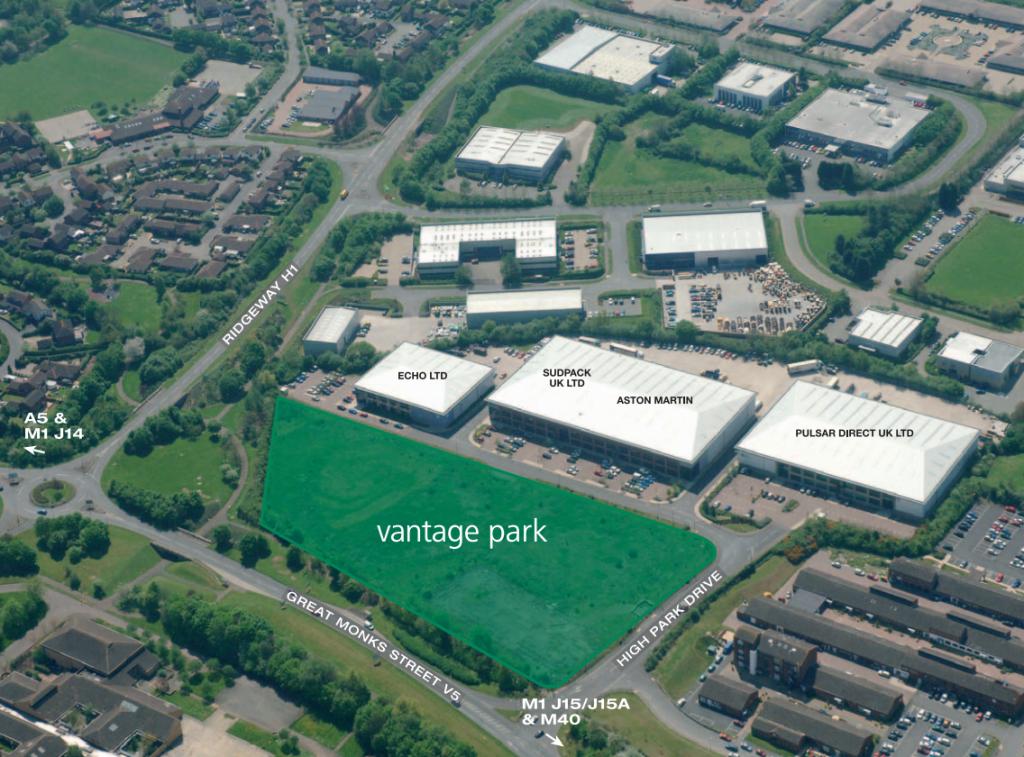 Milton Keynes - Vantage Park