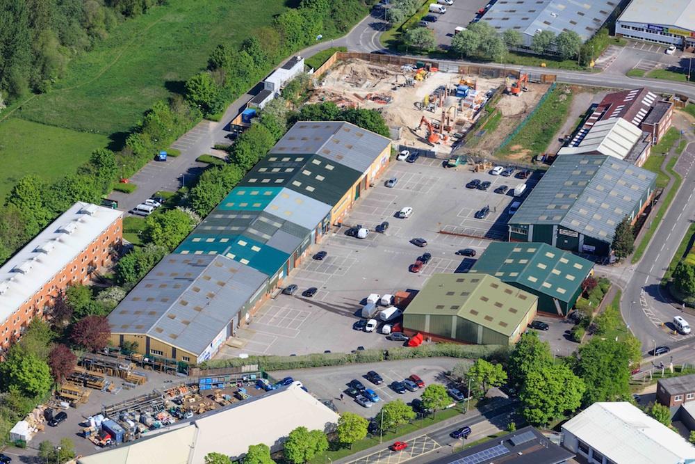 Winchester - Wykeham Trade Park